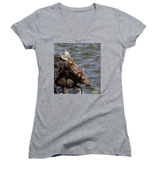 River Crossing Women's V-Neck (Athletic Fit)