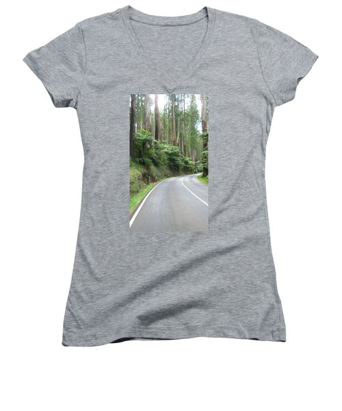 Road 2 Women's V-Neck