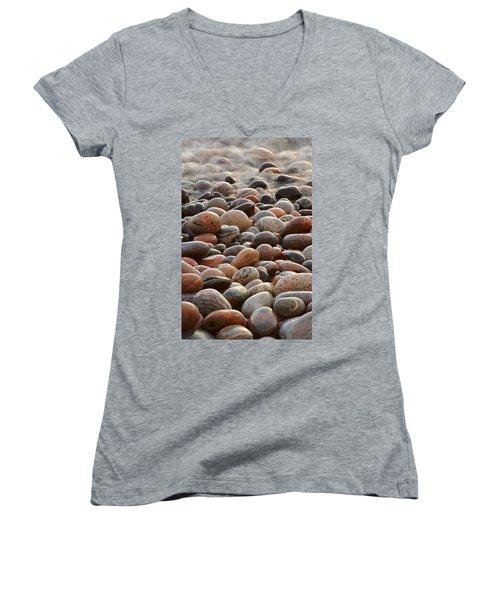 Rocks   Women's V-Neck