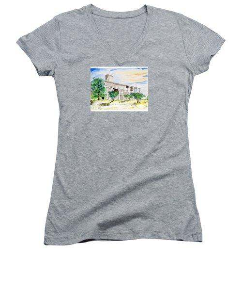 Rounsley Home Women's V-Neck T-Shirt