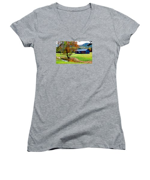 Rural Ky Women's V-Neck