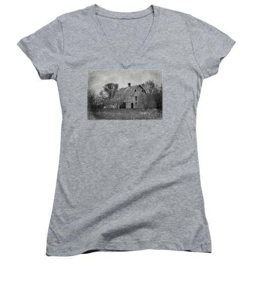 Rustic And Ramshackle Women's V-Neck