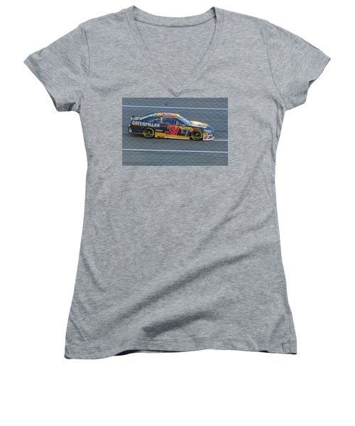 Ryan Newman Women's V-Neck T-Shirt