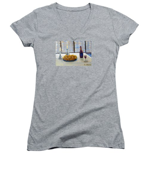 Sabbath Women's V-Neck