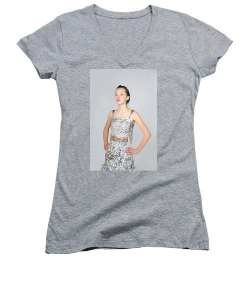 Nicoya In Secondary Fashion Women's V-Neck