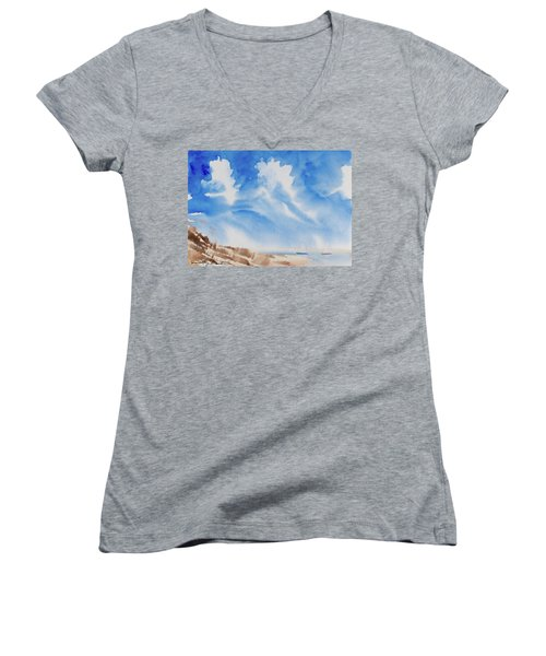 Fine Coastal Cruising Women's V-Neck