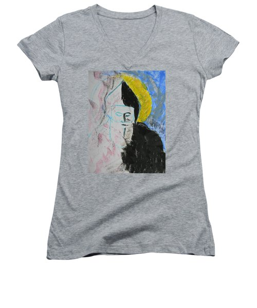 Saint Charbel Women's V-Neck