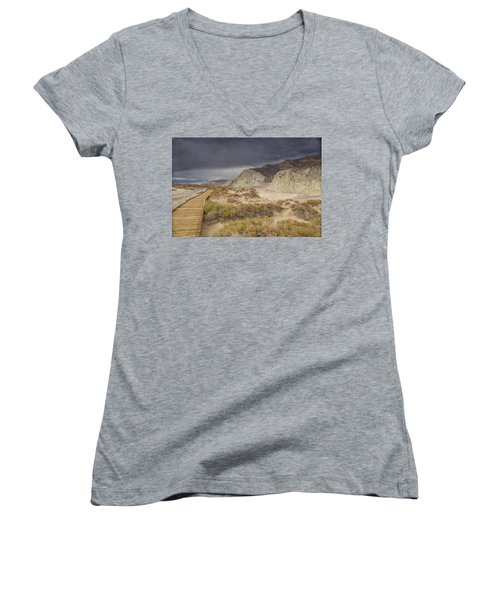 Salt Creek Trail Women's V-Neck (Athletic Fit)