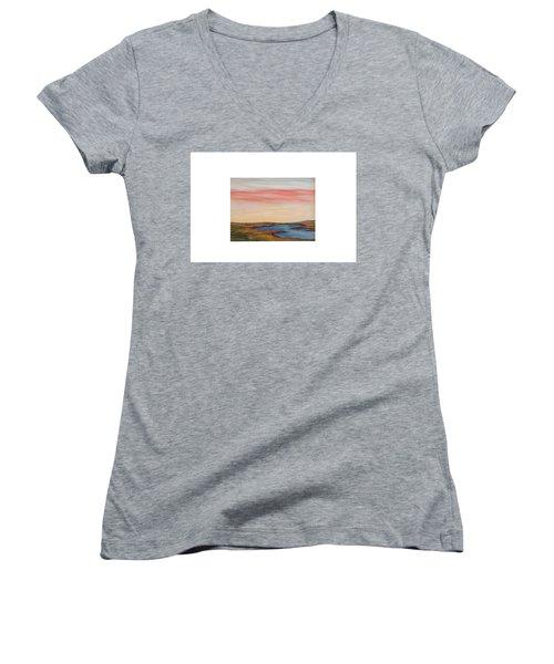 Saltpond Walk Women's V-Neck T-Shirt
