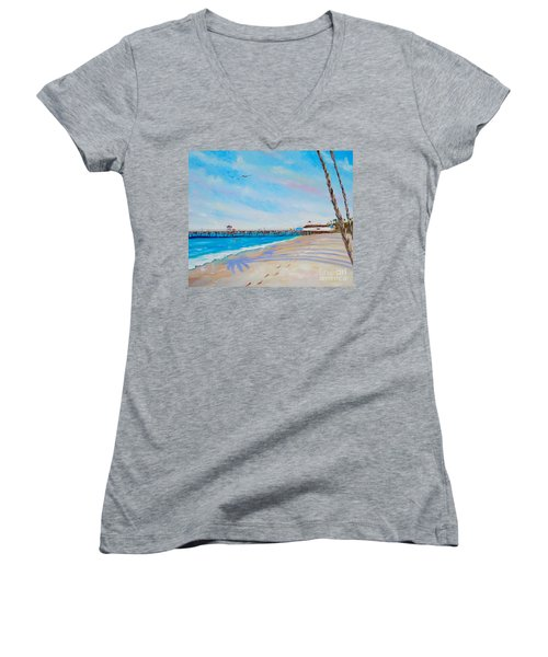 San Clemente Walk Women's V-Neck