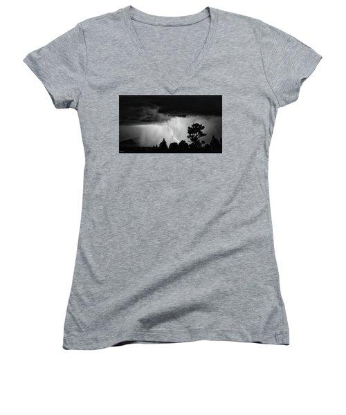 San Juan Strike Women's V-Neck T-Shirt