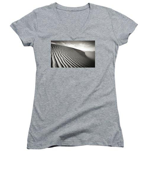 Sand Dune Women's V-Neck T-Shirt