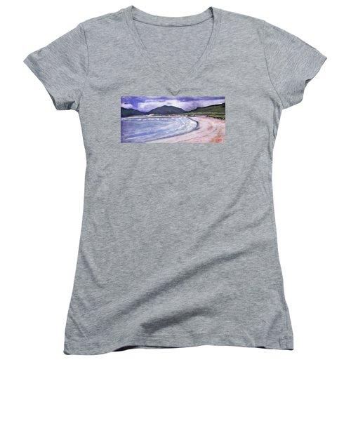 Sands, Harris Women's V-Neck T-Shirt