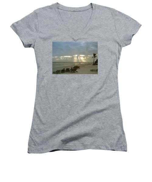 Sanibel Island Fl Women's V-Neck