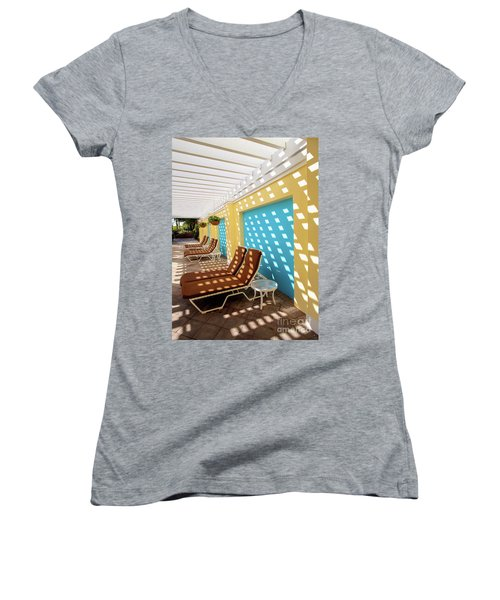 Scapes Of Our Lives #13 Women's V-Neck