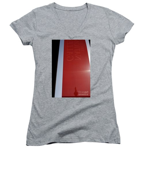 Scapes Of Our Lives #23 Women's V-Neck