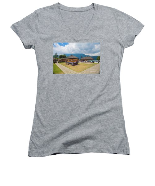 Scapes Of Our Lives #30 Women's V-Neck