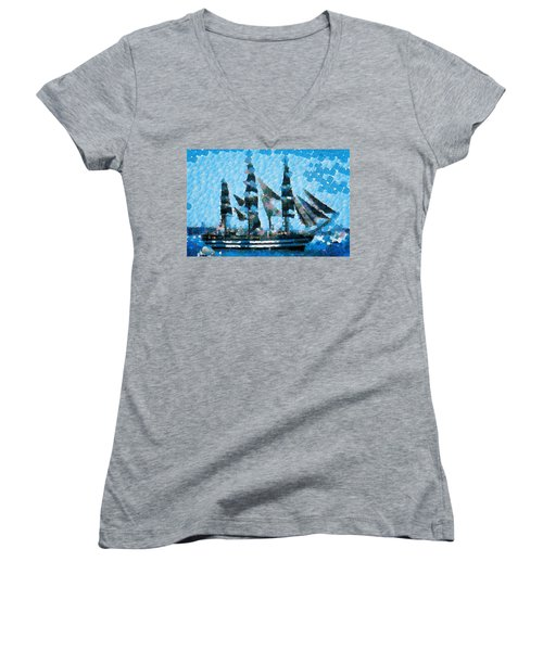 Schooner Supreme Women's V-Neck