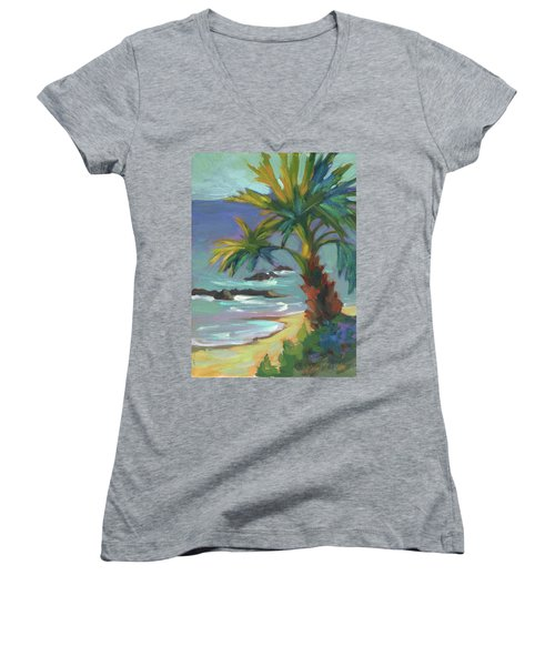 Sea Breeze Women's V-Neck