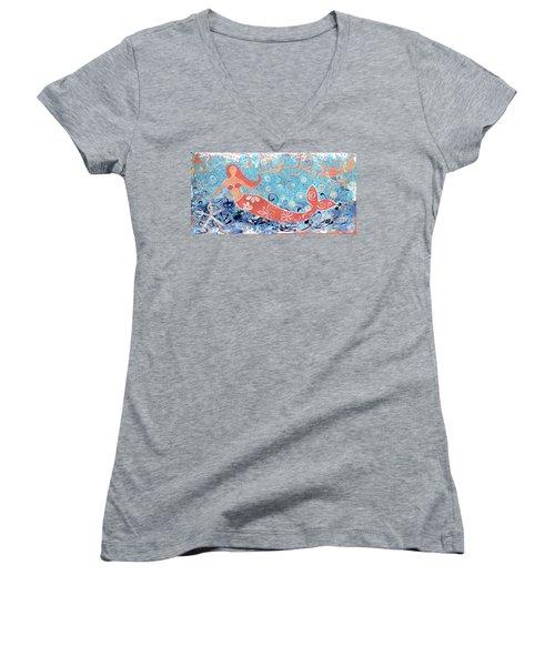 Sea Siren Women's V-Neck