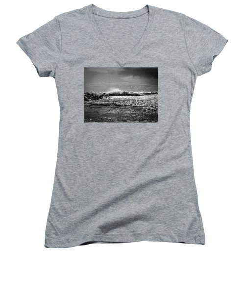 Sea Storm Women's V-Neck