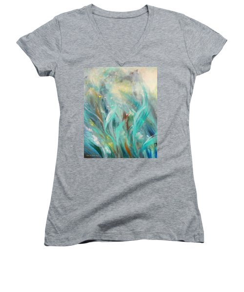 Seaweeds Women's V-Neck (Athletic Fit)