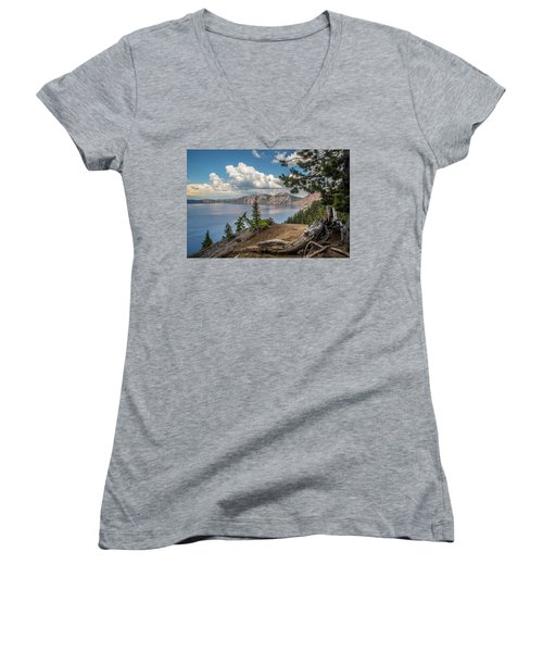 Second Crater View Women's V-Neck