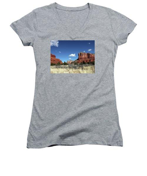 Sedona Desert Women's V-Neck