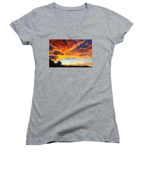 Sedona Women's V-Neck T-Shirt