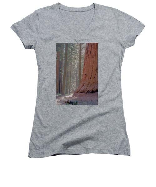 Sequoia Women's V-Neck T-Shirt