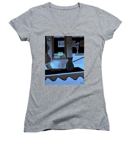Serenade Haydn Women's V-Neck T-Shirt