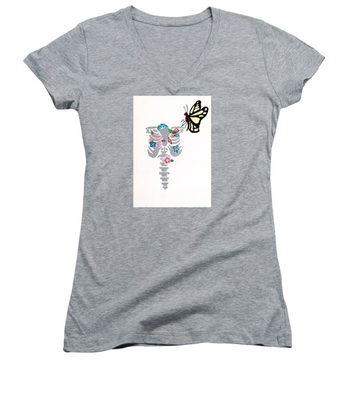 It's A Beautiful Life Women's V-Neck