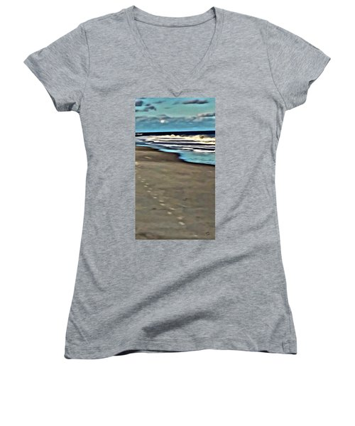 Serenity Walk Women's V-Neck