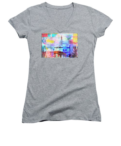 Seventh Street Women's V-Neck T-Shirt
