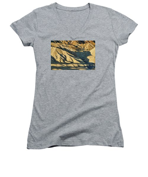 Shadow Delight Women's V-Neck