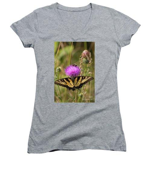 Share Women's V-Neck T-Shirt
