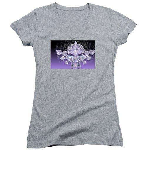 Sheilatia Women's V-Neck T-Shirt