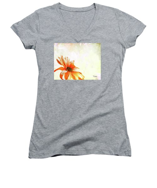 Shine 2 Women's V-Neck T-Shirt (Junior Cut)