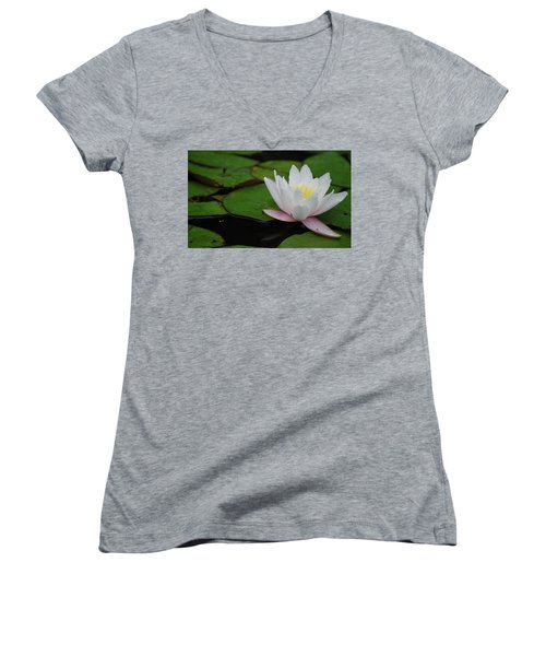 Shining Bright Women's V-Neck T-Shirt