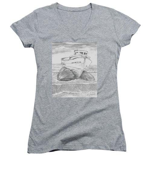 Shipwreck Women's V-Neck