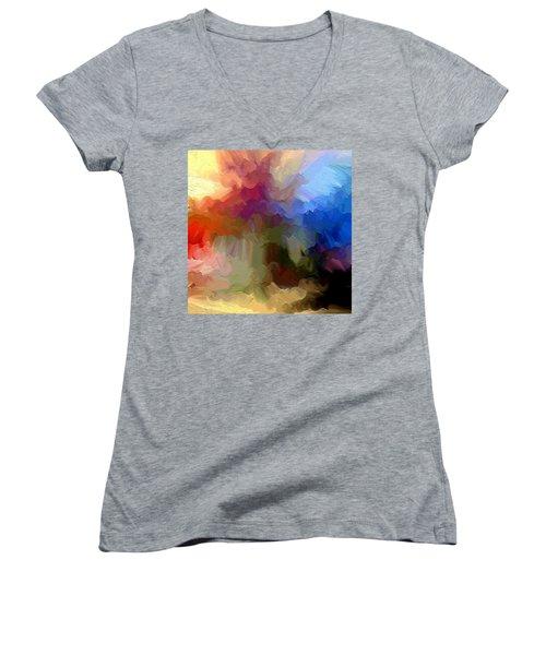 Shoop Women's V-Neck T-Shirt