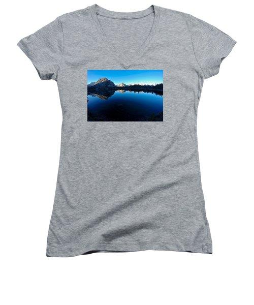 Sierra Reflections Women's V-Neck T-Shirt