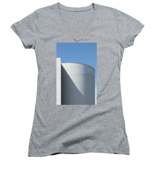 Silo Women's V-Neck T-Shirt