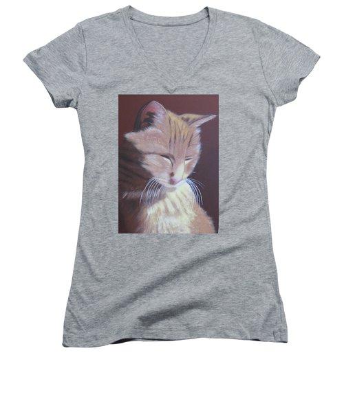 Simba, Best Cat. Women's V-Neck