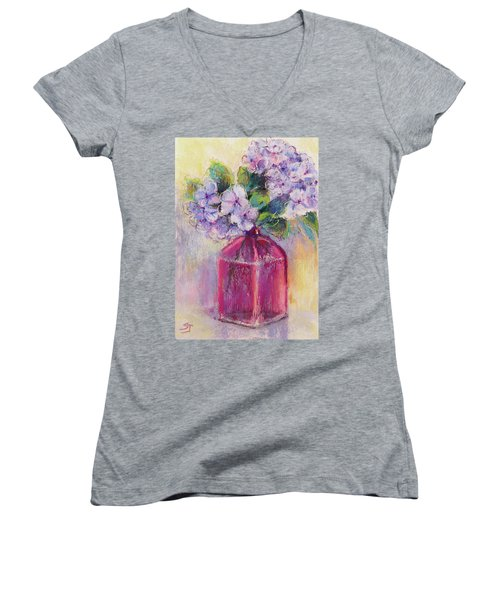 Simple Blessings Women's V-Neck