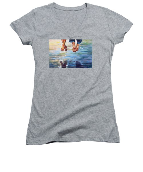 Simply Together Women's V-Neck