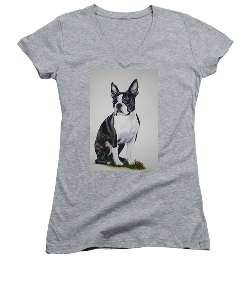 Sit Women's V-Neck T-Shirt
