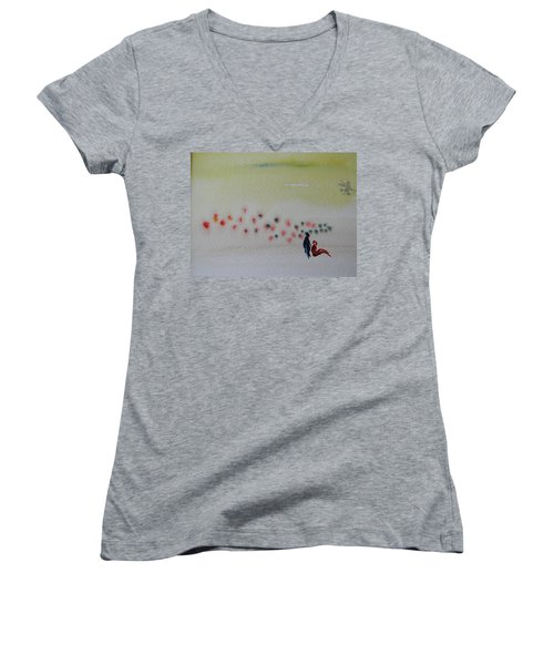 Six Seasons Dance Four Women's V-Neck