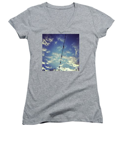 Skylights Women's V-Neck