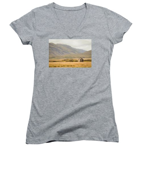 So Lonely Women's V-Neck